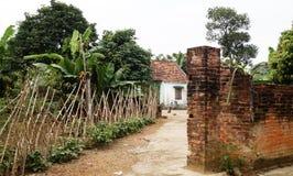Wieś krajobraz Zdjęcie Stock