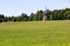 Wieś krajobraz Fotografia Stock