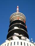 wieża nadawczych Fotografia Royalty Free