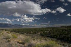 wieś Nevada Zdjęcia Stock