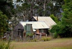 Wieśniaka dom Obraz Royalty Free