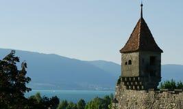 wieża obserwacyjna Obrazy Royalty Free