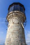Wieża obserwacyjna fort boyard, morska, Francja Zdjęcie Royalty Free