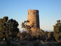 Wieża obserwacyjna przy Uroczystym jarem Fotografia Royalty Free