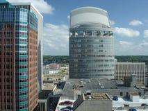 wieżowiec budynku biura Zdjęcie Royalty Free