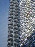 Wieżowiec na Leipziger Strasse w Berlin zdjęcia royalty free
