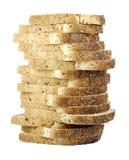 wieża plastry chleba Zdjęcie Stock