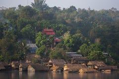 Wieś, Tajlandia Obrazy Royalty Free