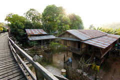 Wieś, Tajlandia Fotografia Royalty Free