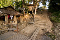 Wieś, Tajlandia Zdjęcie Royalty Free