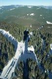wieża telekomunikacyjnych Obrazy Royalty Free