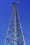 wieża telekomunikacyjnych Zdjęcia Stock