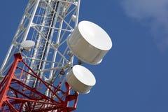 wieża telekomunikacyjnych Obraz Royalty Free