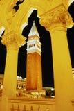 wieża venetian nocy Zdjęcia Stock