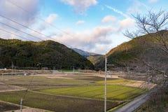 Wieś w Kyoto Japonia obrazy stock