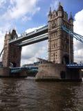 wieża wielkiej brytanii most London Zdjęcia Stock