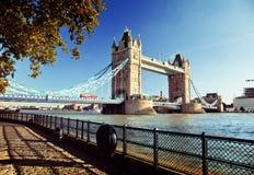 wieża wielkiej brytanii most London Fotografia Stock
