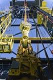 Wieża wiertnicza Zdjęcie Royalty Free