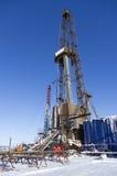 Wieża wiertnicza Fotografia Stock