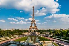 Wieży Eifla Paris miasto Francja Obraz Royalty Free
