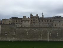 wieży londynu Obraz Royalty Free