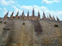Wieżyczki Katedralne Obrazy Royalty Free