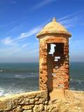 wieża zegarek Fotografia Royalty Free
