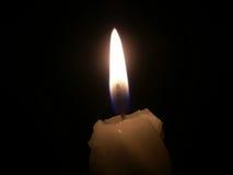 świeca aktywna Zdjęcia Stock