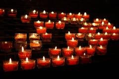 świece Obraz Royalty Free
