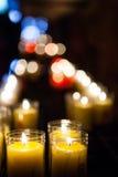 świece Zdjęcia Royalty Free