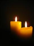 świece. zdjęcie stock