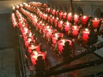 świece Zdjęcie Stock
