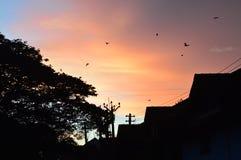 Wieczór klimaty Zdjęcie Royalty Free