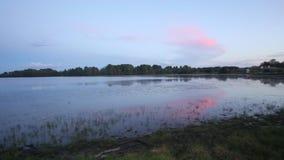 Wieczór na rzece zbiory
