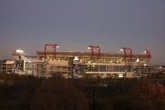 wieczór Nashville Obraz Royalty Free