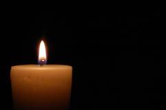 świeczka Zdjęcia Stock