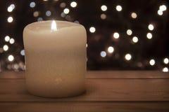 Świeczka Fotografia Stock