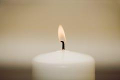 świeczka Zdjęcie Stock
