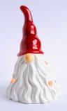 świeczka Claus Santa Zdjęcie Royalty Free