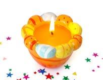 świeczka Easter Fotografia Stock