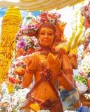 Świeczka festiwal Obrazy Royalty Free