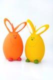 świeczka królik Fotografia Royalty Free