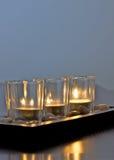świeczki obraz stock