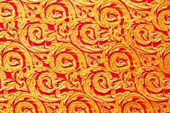 Świeczki cyzelowania wzór. Zdjęcie Royalty Free