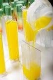 świeczki manufaktura Fotografia Royalty Free