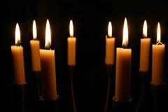 świeczki target1806_1_ Obraz Royalty Free