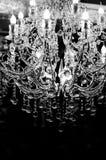 świecznik porcelana Fotografia Royalty Free