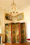 świecznika divider francuza pokój Obrazy Stock