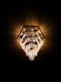 Świeczniki lampowi Fotografia Stock