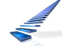wiecznotrwały schody Obrazy Stock
